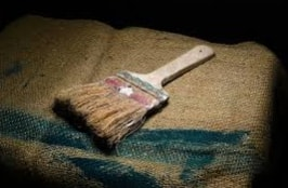 house painting brush